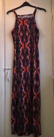 Red Herring Size 16 Maxi Dress