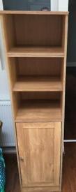 Talk storage cabinet