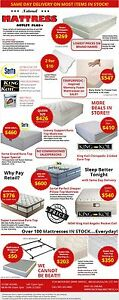 NATIONAL MATTRESS OUTLET - WHOLESALE PRICES TO THE PUBLIC