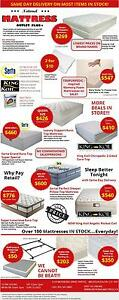 NATIONAL MATTRESS OUTLET - MILTON LOCATION