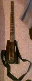 Expiring soon for quick sale Steinberger 4 string active bass