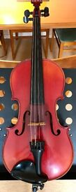 1930's Violin by Jerome Thibouville-Lamy Luthiers