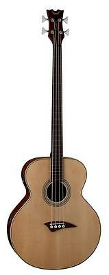 Dean Acoustic-Electric Bass Fretless Satin Finish ,EAB FL