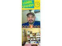 Private tuition: One to one Spanish Lessons