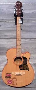 Acoustic Guitar Elvis Presely 40 inch for Beginners Natural Unique Style iMusic221