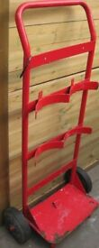 Sack Trolley (2 x Fire Point extinguisher holder) but okay as very solid robust trolley.