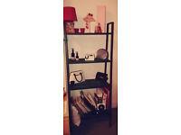 Satin Iron Bookshelves & Bookcases: ONLY £20!!!