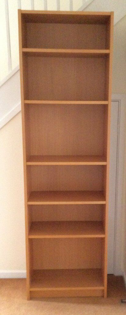 Ikea Billy Bookcase Beech In Tamworth Staffordshire Gumtree
