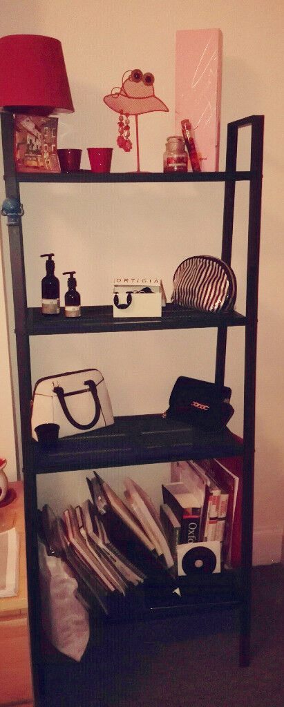 Bargain:The cheapest,functional metal bookshelf, comparing with the market price: Only £20