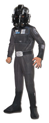 Boys Child Classic TIE FIGHTER PILOT Star Wars Rebels Animated Series Costume