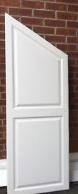 Wardrobe doors (incorrect size)
