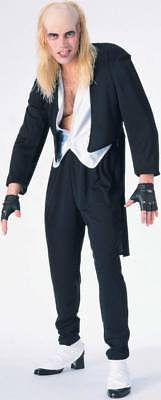 Mens Adult Rocky Horror Picture Show Riff Raff Costume Outfit Standard STD Size