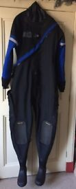 Size 18 Dry suit for sale