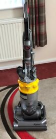 DYSON DC14 VACUUM CLEANER FOR CARPETED FLOORS IN GOOD CONDITION £70 ono