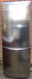 For Spares or Repair! Huge Hotpoint Frost Free Fridge Freezer, Fridge Faulty But Freezer Perfect!