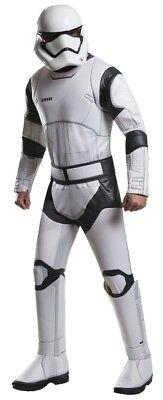Herren Erwachsene Dlx Stormtrooper mit Helm Star Wars Disney Kostüm ()