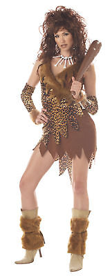 Sexy Cave Woman BC Babe Adult Costume - Cave Women Costumes