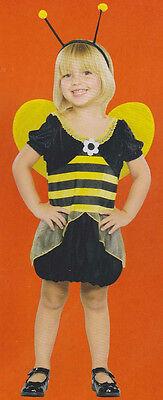 Li'L Honigbiene Kostüm 2T 12-18 Monate Kleinkind Baby Mädchen Little Wings - Honig Biene Kostüm Babys