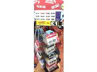 Car Air Fresheners Mini Hang Ups Normally 75p Each Now Only From 19p Absolute Bargain Must Go