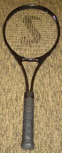 SPALDING-AERO-REBEL-PRO-95-Tennis-Racquet-4-1-2-Grip-Mid-Size-W-STRINGS-Racket