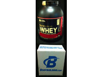 world popular whey protein by Optimum Nutrition