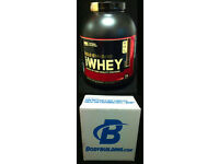 GOLD STANDARD 100% WHEY PROTEIN 2.27KG/5LBS ***SALE PRICE REDUCED!