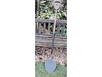 Turf/peat cutting spade vintage