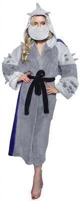 TMNT Teenage Mutant Ninja Turtles Shredder Adult Costume Bath PJ's Robe Soft ](Ninja Turtles Shredder Costume)