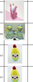 Squesy toys