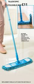 TELESCOPIC FOLDING MOP