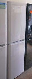 Beko Fridge freezer 6 foot 2 high 60cm wide