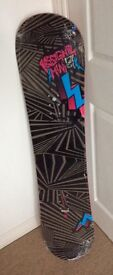 New Rossignol Snowboard For Sale. New in Wrapper.