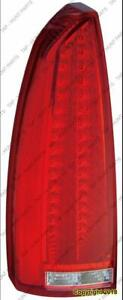 Tail Light Driver Side High Quality Cadillac DTS 2006-2011
