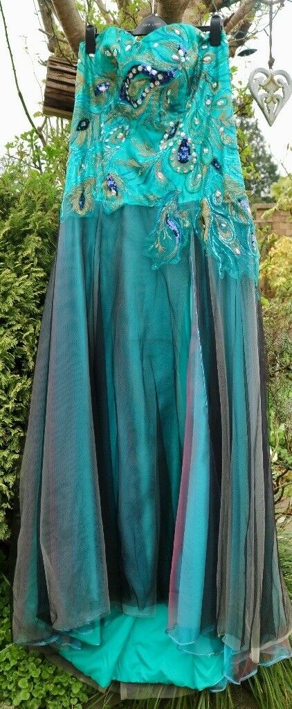 Prom Dress Ball Gown Size 1618 In Fforestfach Swansea Gumtree