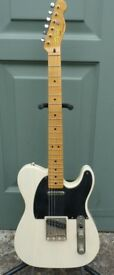 Fender Squier Classic Vibe Telecaster with Gig Bag