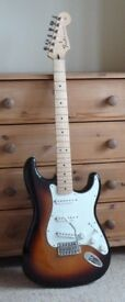 Fender Standard Stratocaster/Mexican/MIM 2016 Strat in excellent condition