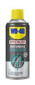 WD-40 400ml Specialist Motorbike Chain Lube