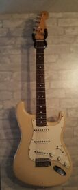 USA Fender Stratocaster. 2003 Highway one. 1st edition.