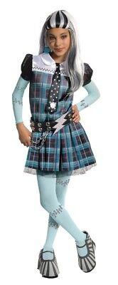 Mädchen Kind Monster High Schule Deluxe Frankenstein Frankenstein Kostüm
