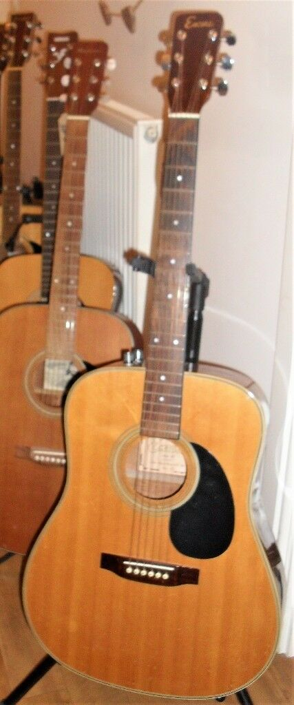 ENCORE model EA 400 N (Electric / Acoustic) R H Player  No Issues