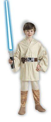 Jungen Kind Luke Skywalker Star Wars Kostüm Outfit