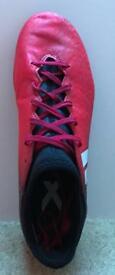 Adidas X 16.3 Red limit FG Size UK 7