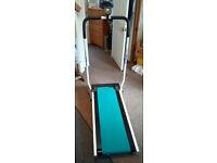 Treadmill (manual - not motorised)