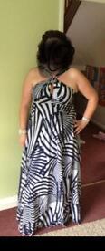 Dress size 18 from Debenhams