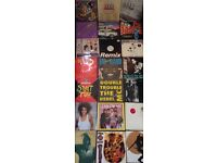 """21 Old School 12"""" Vinyl's Collection In Great Condition"""