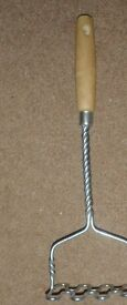 RUSTIC FRENCH MASHER