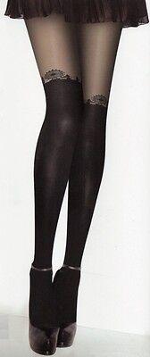Collant donna fantasia città di Londra calze donna NOVITA'