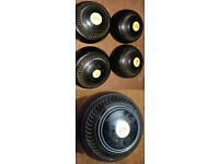 Taylo-Rolph Ltd. Tyrolite Bowls Size 5 (Priced to Sell)