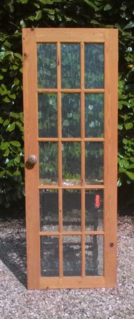 Glass Pane Door In Norwich Norfolk Gumtree