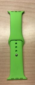 Apple Watch Sport 42mm Band Green